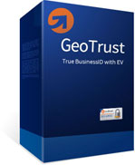 GeoTrust Ture BusinessID with EV